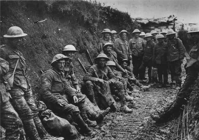 Scientists Started To Be... is listed (or ranked) 4 on the list 18 Ways World War I Directly Shaped the Way We Live Now