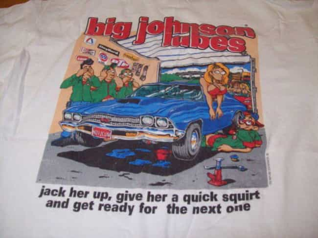 Remember When These Were Okay? is listed (or ranked) 4 on the list The Most '90s T-Shirts Ever Made