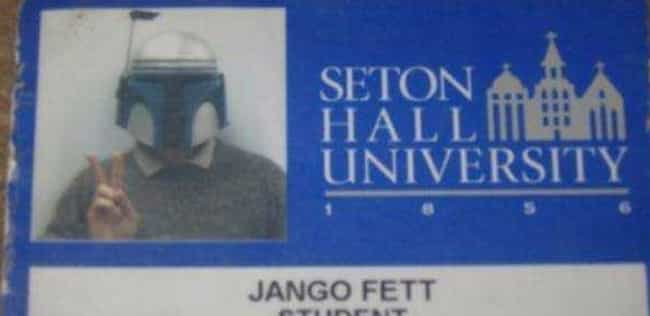 Jango Unchained is listed (or ranked) 4 on the list Student ID Card Pictures That Totally Nailed It