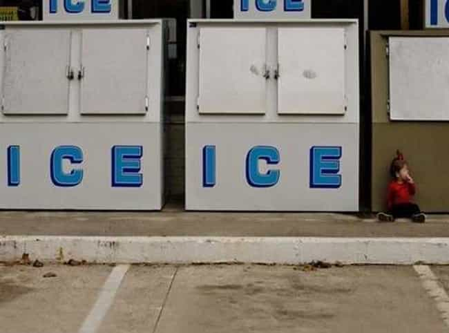 Ice, Ice Baby is listed (or ranked) 2 on the list The Greatest Visual Puns in the History of the Internet