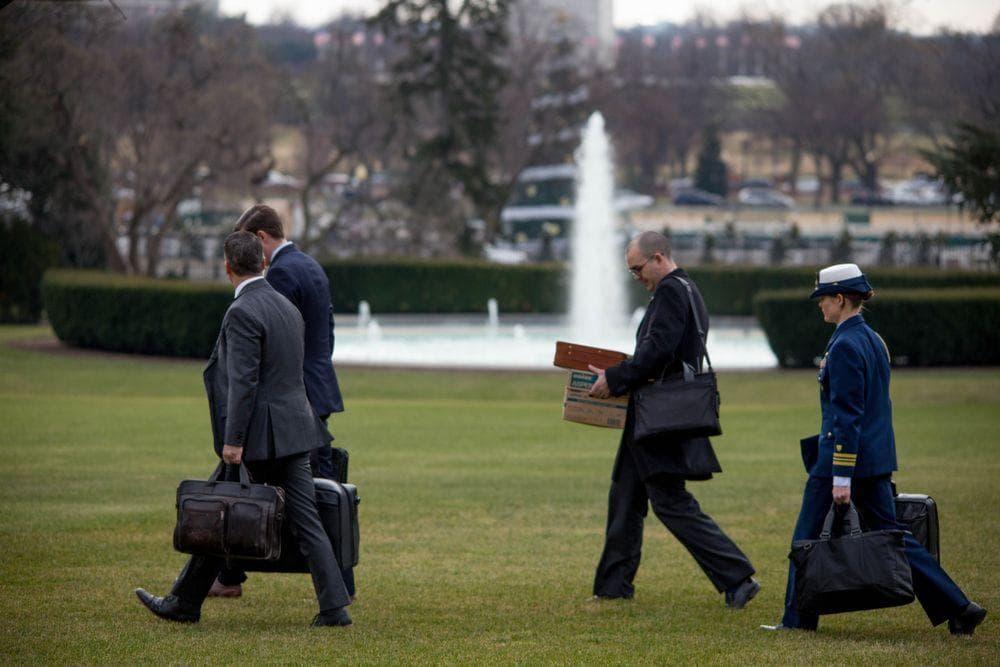 Random Weirdest Jobs In The White House