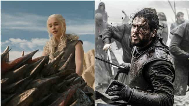 Azor Ahai Ended The Long... is listed (or ranked) 1 on the list Key Events That Happened Before 'Game of Thrones' Even Started