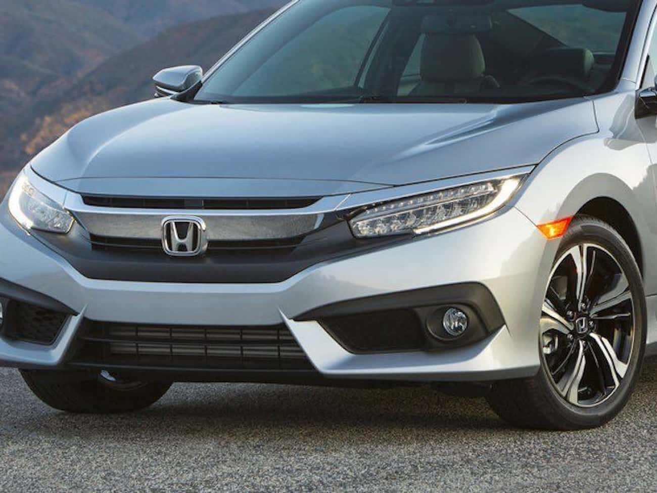 Honda Civic is listed (or ranked) 1 on the list Best Cars for Teens: New and Used, Ranked