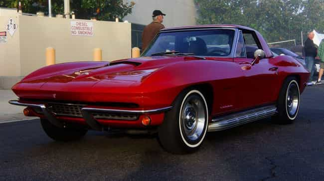 Second generation Corvet... is listed (or ranked) 1 on the list The Best Chevy Corvette Generations of All Time, Ranked