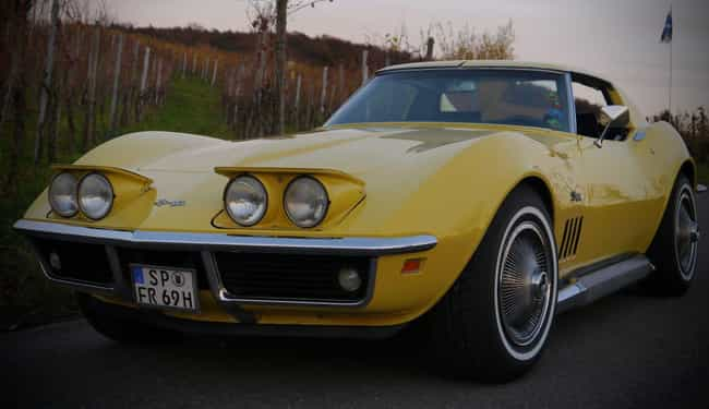 Third generation Corvett... is listed (or ranked) 2 on the list The Best Chevy Corvette Generations of All Time, Ranked