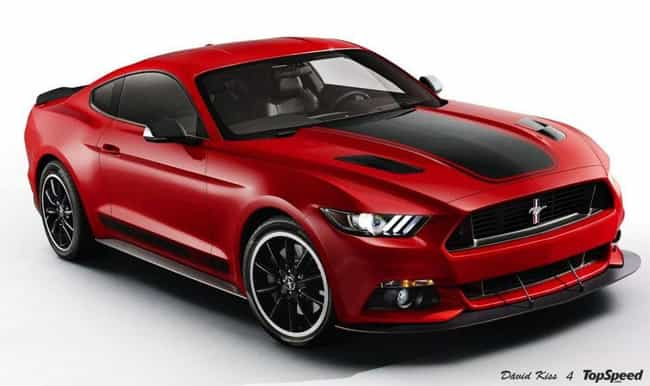 Sixth Generation Mustang... is listed (or ranked) 4 on the list The Best Mustang Generations of All Time, Ranked