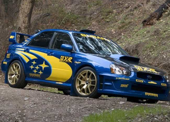 2000-2007 Subaru WRX is listed (or ranked) 2 on the list The Best All Wheel Drive Cars of All Time, Ranked