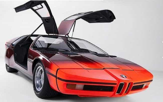 1972 E25 Turbo is listed (or ranked) 2 on the list Best Futuristic BMW Concept Cars We Wish Were Made