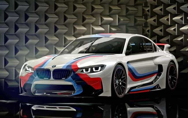 2013 Vision Gran Turismo is listed (or ranked) 4 on the list Best Futuristic BMW Concept Cars We Wish Were Made