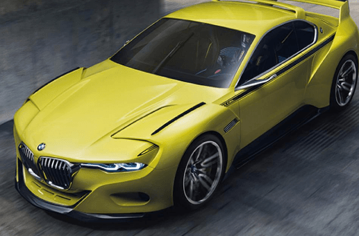 Random Best Futuristic BMW Concept Cars We Wish Were Mad