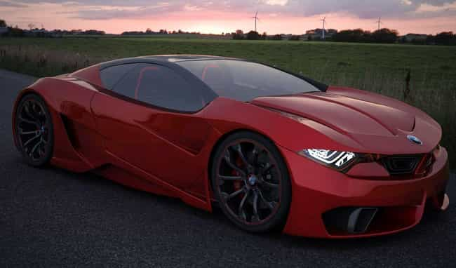 2010 GT Student Design Study is listed (or ranked) 3 on the list Best Futuristic BMW Concept Cars We Wish Were Made