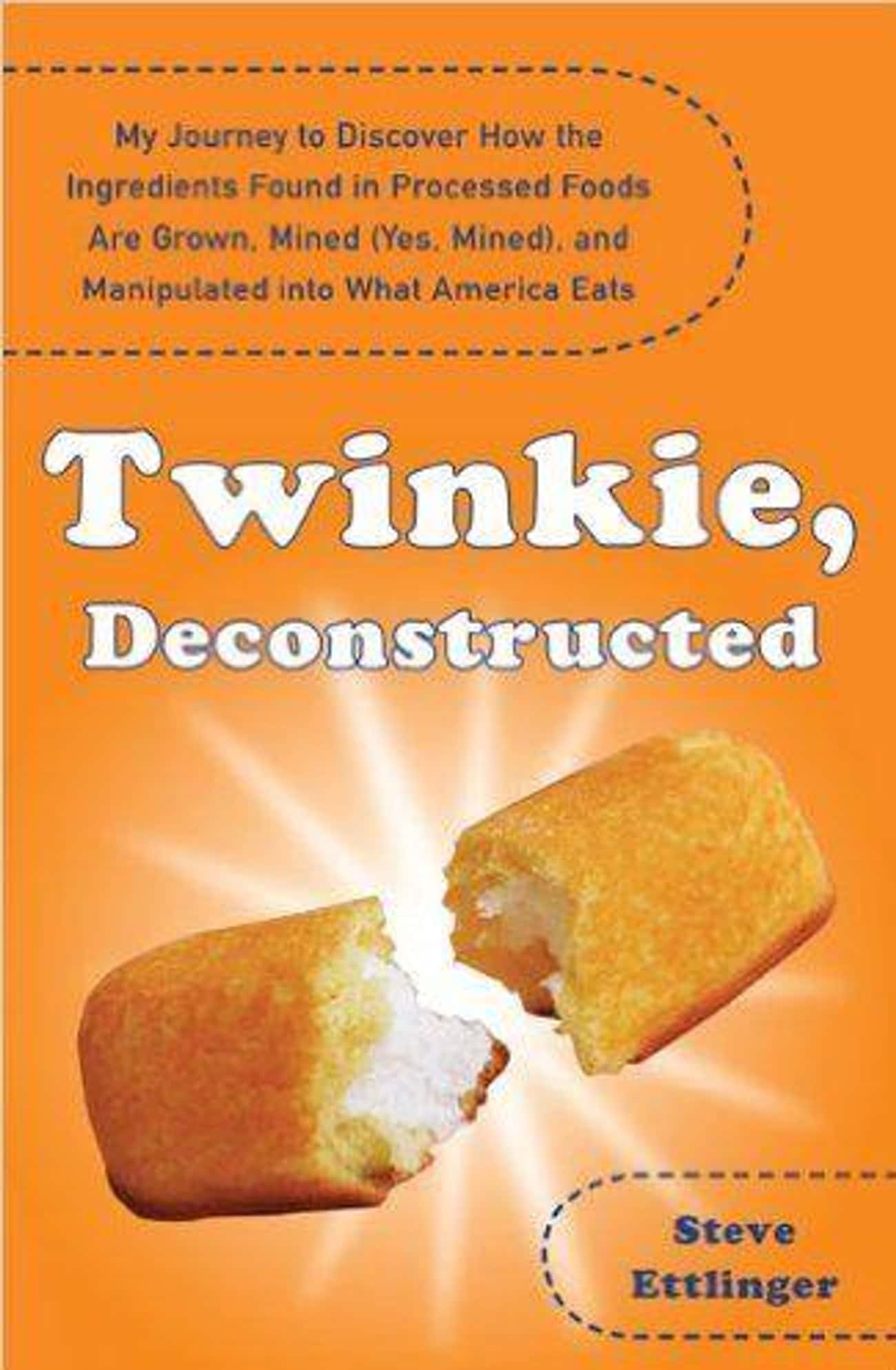 Twinkies Have Some Surprising  is listed (or ranked) 3 on the list Things You Didn't Know About Twinkies
