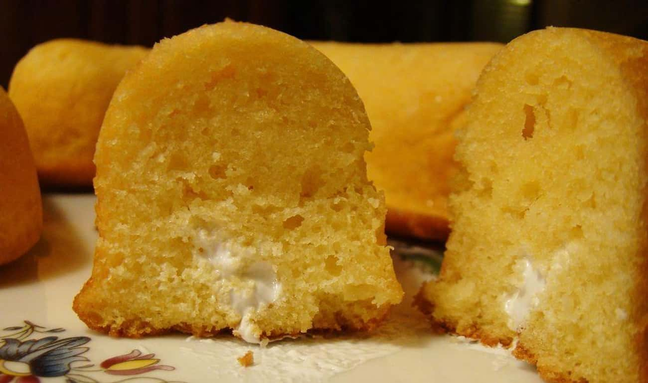 Vegetarians Cannot Eat Twinkie is listed (or ranked) 4 on the list Things You Didn't Know About Twinkies