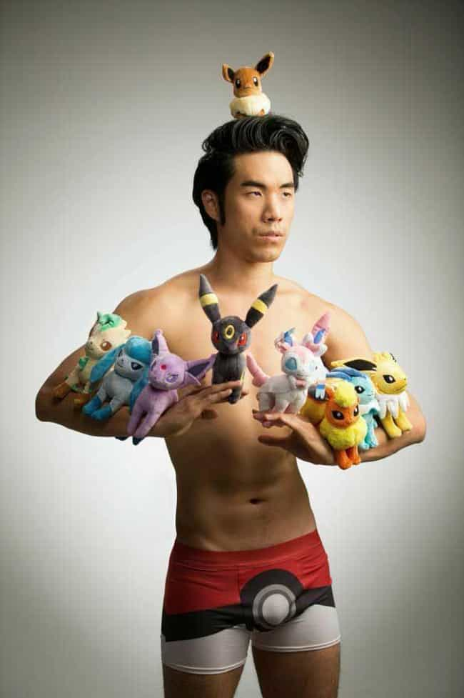 Pokémon Glamour is listed (or ranked) 1 on the list The Weirdest Photos of Pokemon Superfans
