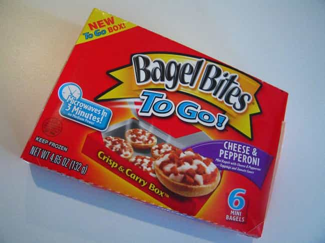 Delicious Facts You Didnt Know About Bagel Bites