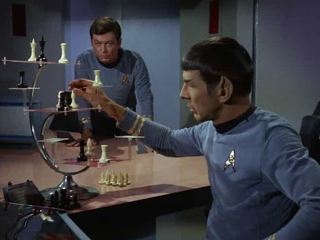That Time Spock Took McCoy's I... is listed (or ranked) 1 on the list Times Spock and McCoy Were Basically an Old Married Couple