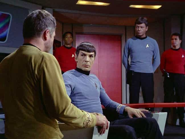 That Time McCoy Had to Transla... is listed (or ranked) 4 on the list Times Spock and McCoy Were Basically an Old Married Couple