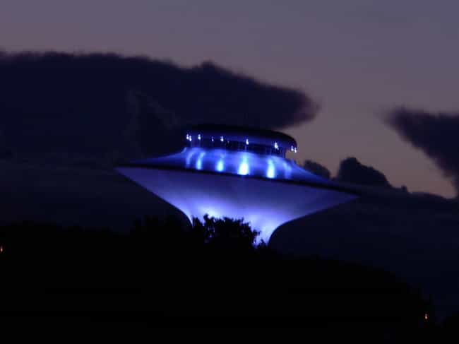 Piney Woods UFO is listed (or ranked) 2 on the list Unexplained Sightings and Phenomena in Texas