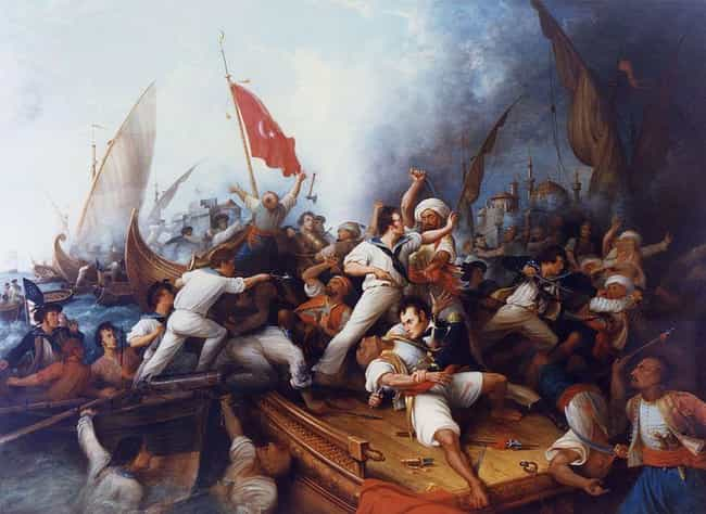 The Battle of Tripoli is listed (or ranked) 2 on the list The Most Epic Things the United States Marine Corps Has Ever Done