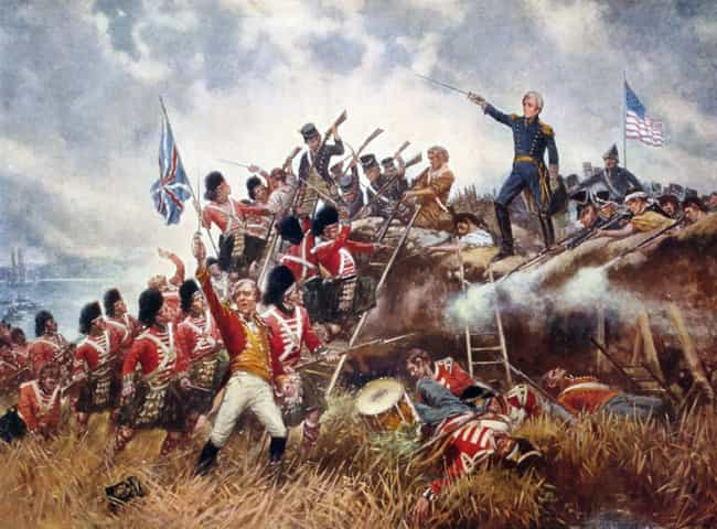 The Battle of New Orleans is listed (or ranked) 1 on the list The Most Epic Things the United States Marine Corps Has Ever Done