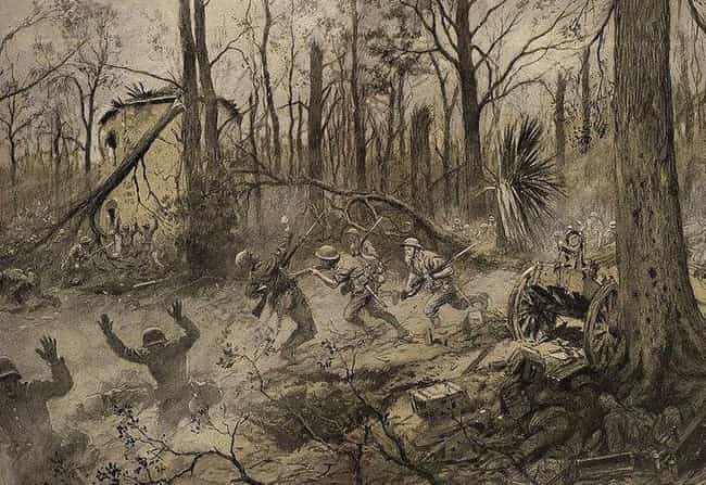 The Battle of Belleau Wood is listed (or ranked) 3 on the list The Most Epic Things the United States Marine Corps Has Ever Done