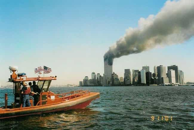 9/11 is listed (or ranked) 1 on the list The Most Epic Things the United States Coast Guard Has Ever Done