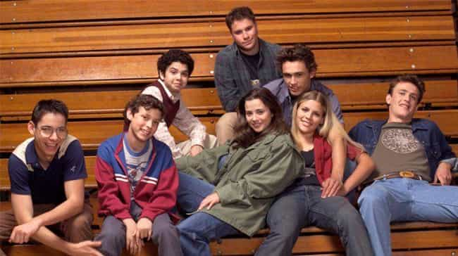 Our Favorite '80s Freaks is listed (or ranked) 4 on the list TV High School Cliques Whose Tables You'd Most Want to Sit At