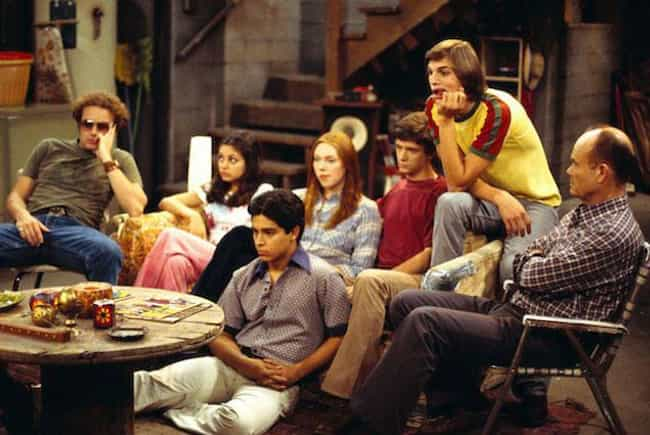 That '70s Stoners is listed (or ranked) 2 on the list TV High School Cliques Whose Tables You'd Most Want to Sit At