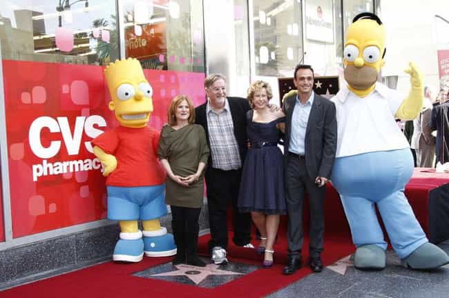 She Doesn't Like Being Aro... is listed (or ranked) 4 on the list Nancy Cartwright's Strangest Comic-Con Fan Encounters