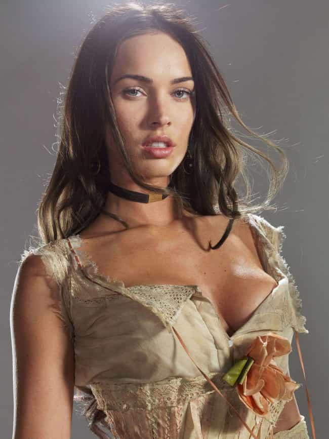 Megan Fox Boobs Pics | Megan Fox Breasts EXPOSED