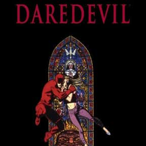 Daredevil: Born Again is listed (or ranked) 10 on the list The Greatest Graphic Novels and Collected Editions