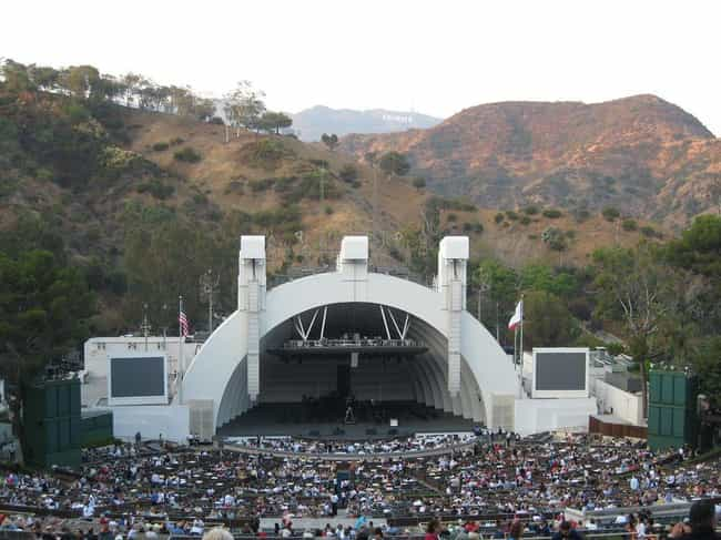 Performing at the Hollywood Bo... is listed (or ranked) 4 on the list Nancy Cartwright's Favorite Behind the Scenes Stories