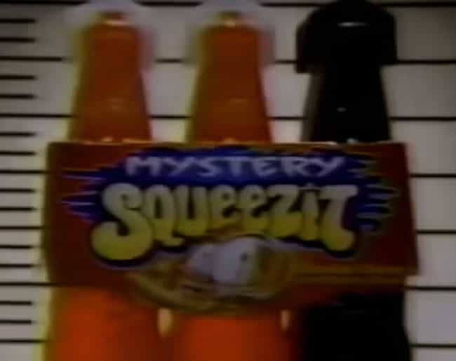 They Inspired a Mystery is listed (or ranked) 4 on the list Slurptastic Things You Didn't Know About Squeezits