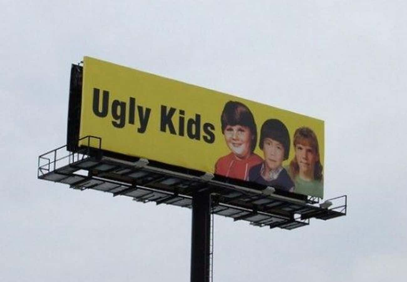 Is This a Problem? is listed (or ranked) 1 on the list Funny Billboards Spotted On The Open Road