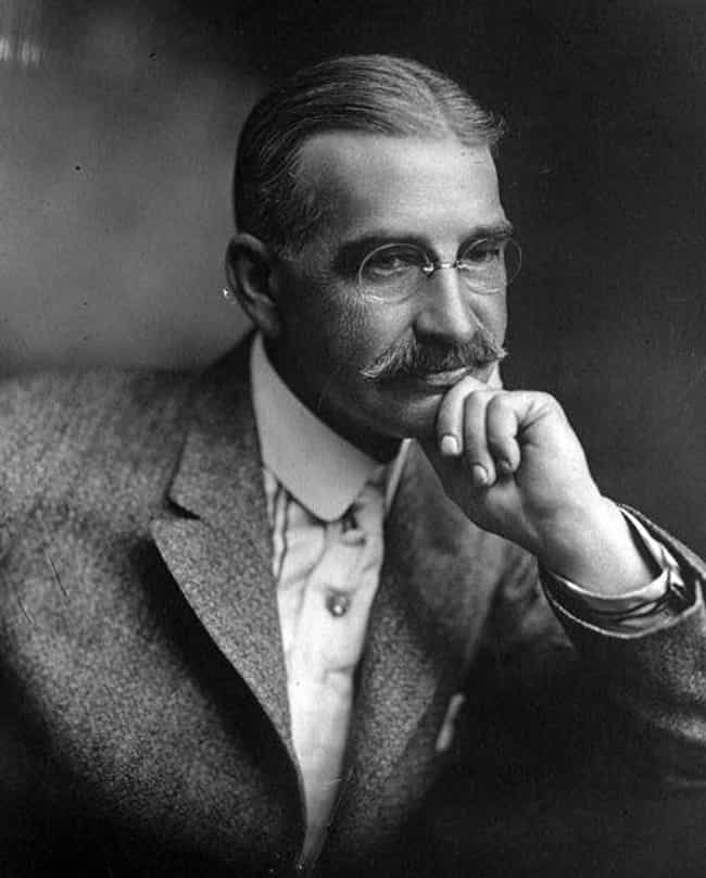 L. Frank Baum Lived Only Block... is listed (or ranked) 3 on the list Strange Things You Definitely Didn't Know About The Wizard of Oz