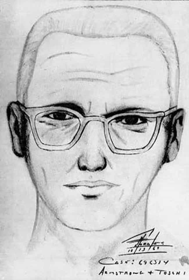 The Zodiac Killer is listed (or ranked) 1 on the list The Creepiest Unexplained Stories in America