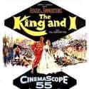 The King and I is listed (or ranked) 8 on the list The Best Oscar-Nominated Movies of the 1950s