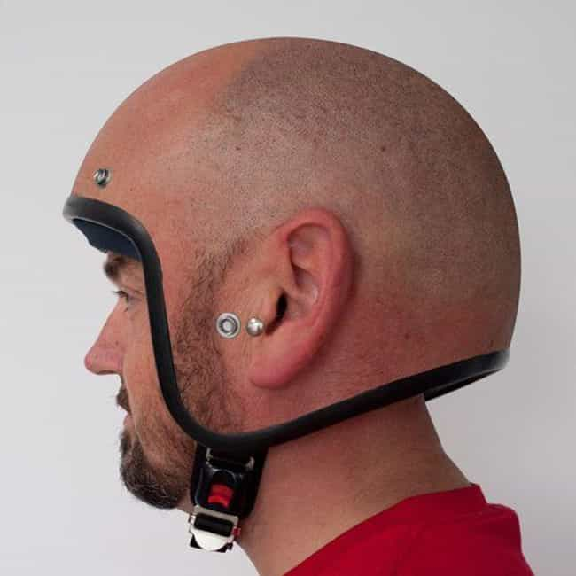 Head Games is listed (or ranked) 2 on the list The Funniest Motorcycle Helmets Ever