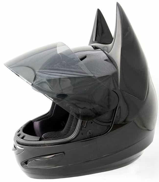 Dark Helmet is listed (or ranked) 4 on the list The Funniest Motorcycle Helmets Ever
