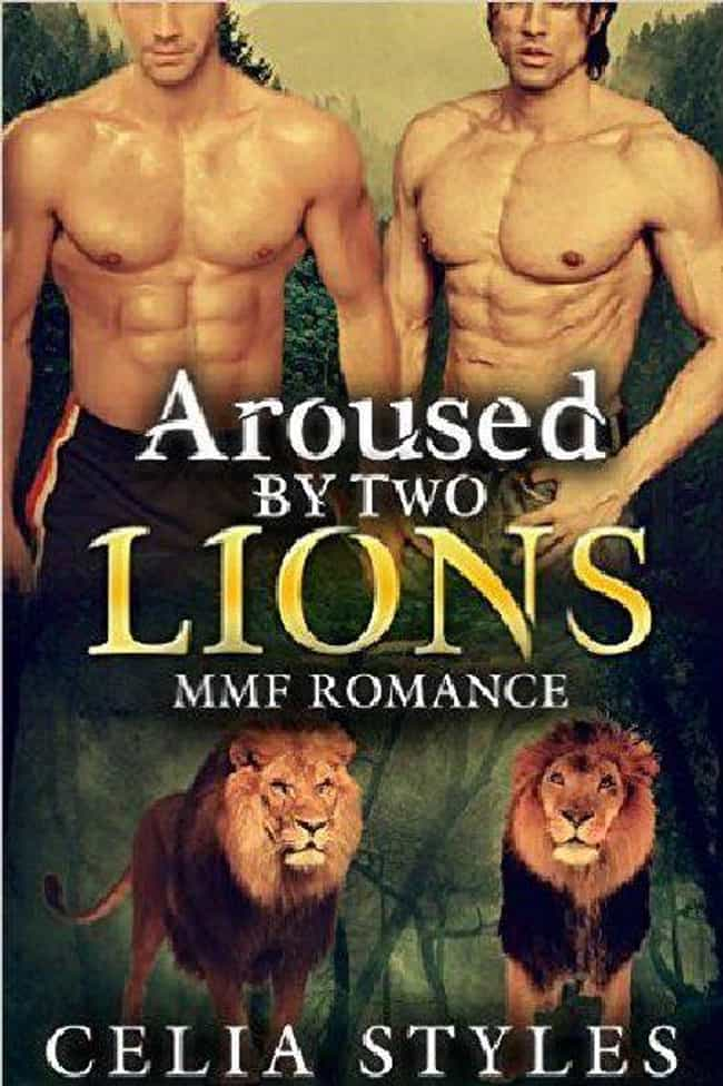 """""""Here Kitty, Kitty,... is listed (or ranked) 3 on the list The Funniest Romance Novel Covers Ever Published"""