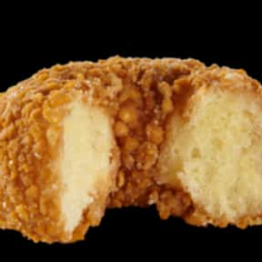 Hostess Crunch Donettes is listed (or ranked) 9 on the list The Best Hostess Snacks