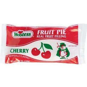Hostess Cherry Fruit Pie is listed (or ranked) 15 on the list The Best Hostess Snacks