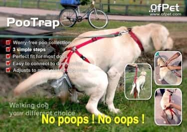 """PooTrap is listed (or ranked) 2 on the list The Weirdest """"As Seen on TV"""" Products"""
