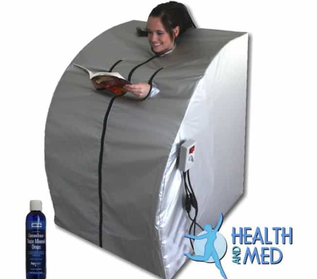 "Portable Sauna is listed (or ranked) 4 on the list The Weirdest ""As Seen on TV"" Products"