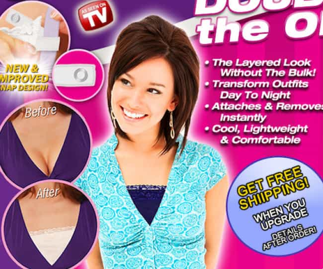 "The Weirdest ""As Seen on TV"" Products"