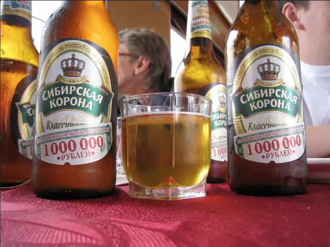 Beer Wasn't Considered A... is listed (or ranked) 1 on the list 13 Things You Didn't Know About Daily Life In The Soviet Union
