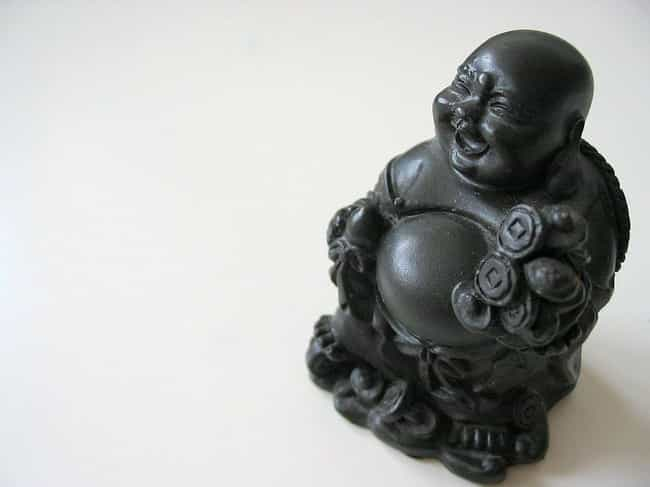 """That Big Guy Is Not """"the&#... is listed (or ranked) 1 on the list Random and Super Interesting Things About Buddhism"""