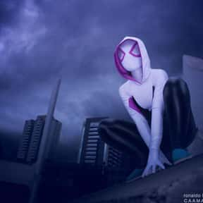 Spider Gwen is listed (or ranked) 7 on the list The Best Teenage Superheroes