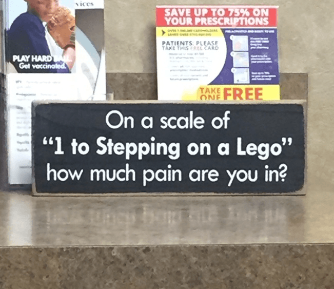 Random Funny Doctor's Office Signs That Prove Laughter Is the Best Medicine