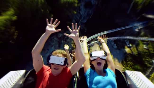 To Make an Old Rollercoaster F... is listed (or ranked) 2 on the list 13 Weird Things You Didn't Know Virtual Reality Was Being Used For